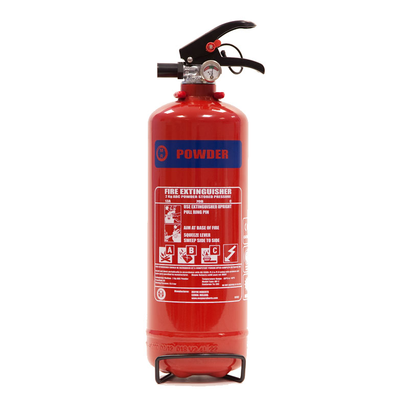 Dry Powder Fire Extinguisher 2kg
