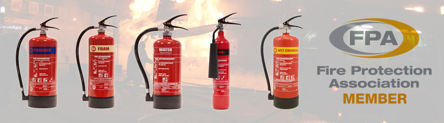 Fire Extinguishers in Sussex