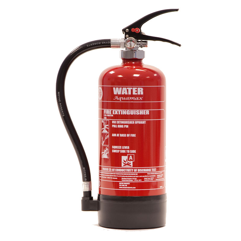 Water Fire Extinguisher 3 Litre
